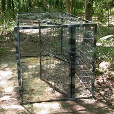 Types Of Traps Wild Pig Info Mississippi State University Extension Service