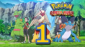 Pokemon Omega Ruby Vietsub 1 - YouTube
