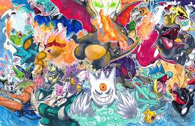 shiny pokemon wallpapers top free