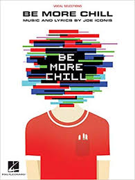 be more chill piano vocal selections