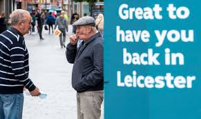 Leicester as UK city faces new lockdown ...