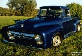 Ford/Mercury - Classic Pickups