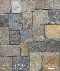 natural stone veneer fieldstone