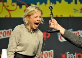 "Adelaide Clemens performing the ""Heather Scream"" @ NYCC 2012 : silenthill"