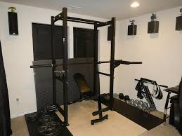 diy squat rack guide garage gym reviews