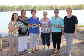 Blessing of the Rivers Ceremony a Powerful Community Gathering | Institute  of the Sisters of Mercy of Australia