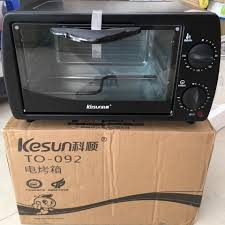 Lò nướng bánh đa năng KESUN - Máy nướng bánh mini giá rẻ-Đen • Đang giảm  giá tháng 10/2020