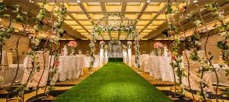 hotel ballrooms in singapore for weddings