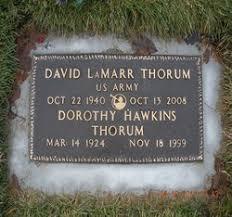Dorothy Effie Hawkins Thorum (1924-1999) - Find A Grave Memorial