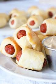 mini pigs in a blanket homemade