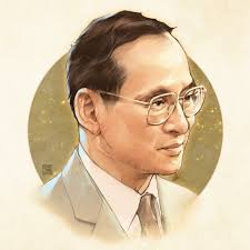 Bhumibol Adulyadej Former King of Thailand  พระบาทสมเด็จพระปรมินทรมหาภูมิพลอดุลยเดช (ในหลวงรัชกาลที่๙) #KingBhumibol  #ขอเป็นข้ารองพระบาททุก…   ศรัทธา, ซากุระ, ดีไซน์