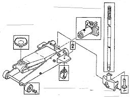 blackhawk hydraulic jack repair parts