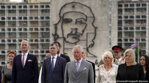 Prince Charles lands in Cuba for historic visit | News | DW | 25.03.2019