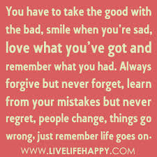 quotes about smile when sad quotes