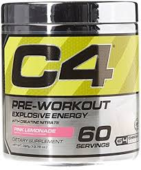 pre workout supplement c4 pre workout