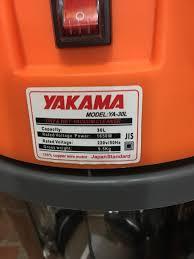 Máy hút bụi công nghiệp YAKAMA YA-30L, giá chỉ 1,850,000đ! Mua ngay kẻo  hết!