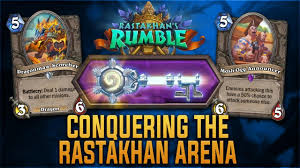 Conquering The Rastakhan Arena