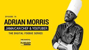 Meet Popular Jamaican YouTuber, Chef Adrian Morris