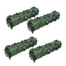 Aleko 3 1 4 Ft X 7 3 4 Ft Faux Ivy Privacy Artificial Fence Screen 4scrn94x39indg Hd The Home Depot