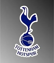 Amazon Com Wincraft Tottenham Hotspur Fc Perfect Cut Die Cut Decal 4 X 4 Sports Outdoors