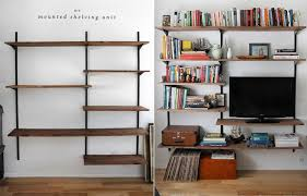 diy bookshelf ideas for every space