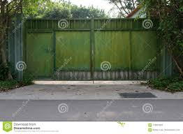 Roll Up Garage Door On Brick Wall Stock Photo Image Of Architecture Entry 116651820