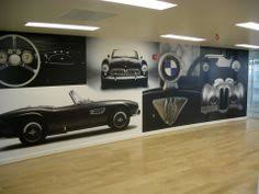 Image Result For Porsche Mural Garage Makeover Wall Display Wall Murals