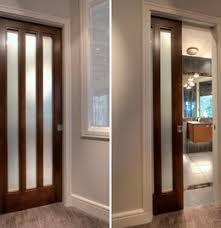56 interior bathroom door frosted