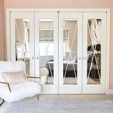 mirrored closet doors design ideas