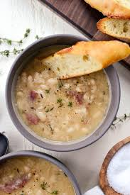 white bean and ham soup simply scratch