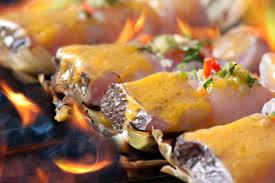 Grilled Grouper Ceviche Recipe