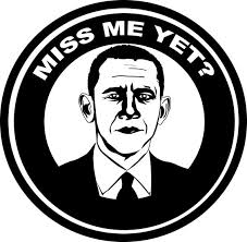 Barack Obama Miss Me Yet Obama Vinyl Decal Sticker Cars Etsy