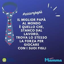 100 frasi sul papà - Nostrofiglio.it