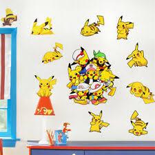 Pokemon Wall Stickers For Sale In Stock Ebay