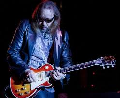 Kiss' Ace Frehley once downed a whole bottle of perfume