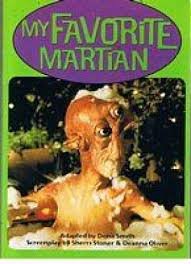 MY FAVORITE MARTIAN by Dona Smith: Very Good Paperback (1999 ...