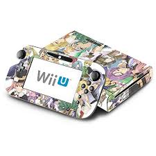 Rune Factory Decorative Decal Cover Skin For Nintendo Wii U Console And Gamepad Webbily