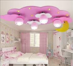 Kids Children Room Ceiling Lamps Clouds Moon Light Male Girl Cartoon Creative Children Bedroom Lamp Led Lamps And Lanterns Aliexpress
