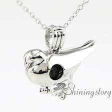 essential oil necklace diffuser pendant