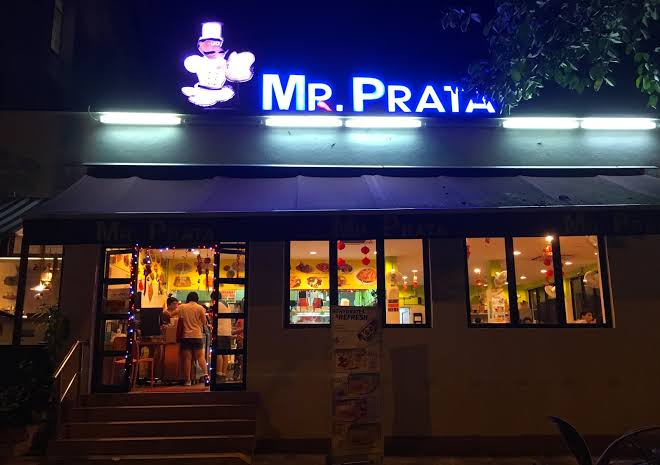 Passpod, Mr Prata, Singapore, Singapura