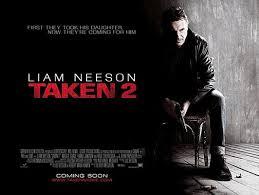 Taken 2 (PRE BANDE ANNONCE VF et VOST) avec Liam Neeson, Maggie Grace,  Famke Janssen - 03 10 2012 - A LA POURSUITE DU 7EME ART