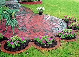 backyard flower garden ideas home