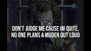 most powerful baddest badass motivational quotes joker quotes