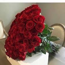 بوكيه ورد جوري احلى الورود ترمز للحب رهيبه