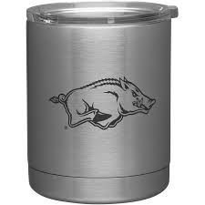 Arkansas Razorbacks Yeti 10 Oz Lowball Cup
