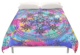 tie dye duvet cover contemporary