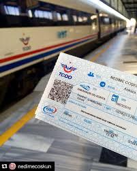 yht #tcdd #seyahat #bilet #yol #yolculuk #tren #hız #repost ...