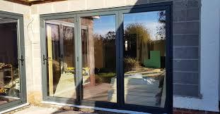 aluminium bi fold doors bristol