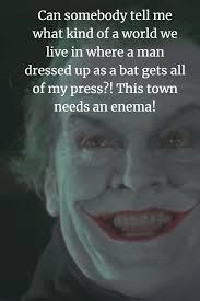 jack nicholson s best joker quotes quotes movies