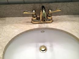 fix dripping bathroom faucet